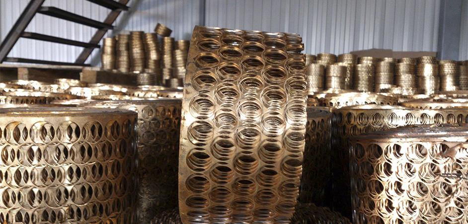 декоративный металлопрокат